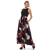 Petite Chaya Floral Maxi Dress