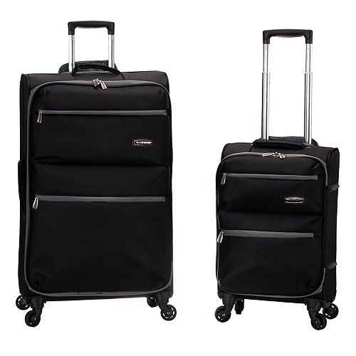 30df82503 Rockland Gravity 2-Piece Spinner Luggage Set