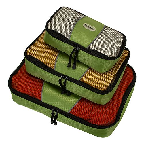 Rockland 3-Piece Packing Cube Set
