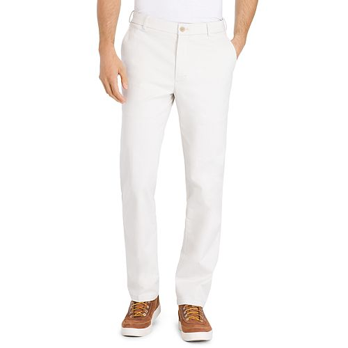 Men's IZOD Saltwater Straight-Fit Stretch Pants
