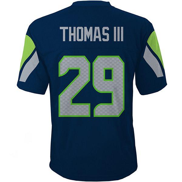 Boys 8-20 Seattle Seahawks Earl Thomas III Replica Jersey