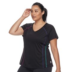 Plus Size FILA SPORT® Basic Movement Tee