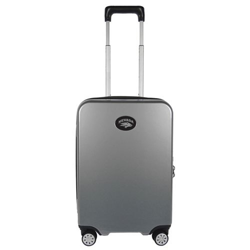 Nevada Wolf Pack 22-Inch Hardside Wheeled Carry-On with Charging Port