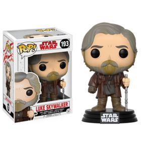 Star Wars: Episode VIII The Last Jedi Funko POP Luke Skywalker