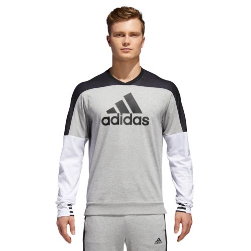 Men's Adidas Cotton Fleece Top by Kohl's