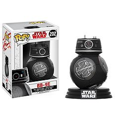 Star Wars: Episode VIII The Last Jedi Funko POP BB-9E