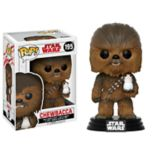 Star Wars: Episode VIII The Last Jedi Funko POP Chewbacca