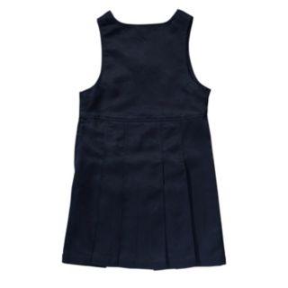 Girls 4-20 French Toast School Uniform Double Buckle Jumper
