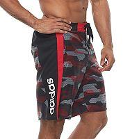Men's adidas Sur Shot Camo 4-Way Stretch E-Board Shorts