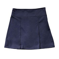 Girls 4-20 French Toast School Uniform Kick Pleat Skort