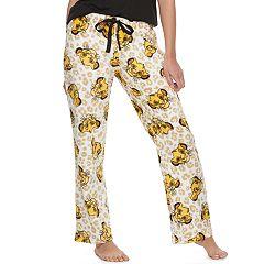 Disney's The Lion King Simba Juniors' Pajamas: Fleece PJ Pants