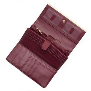 Apt. 9® RFID-Blocking File Master Wallet