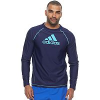 Men's adidas Rash Guard Swim Tee