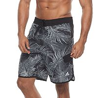 Men's adidas Tri Palms Microfiber Volley Shorts