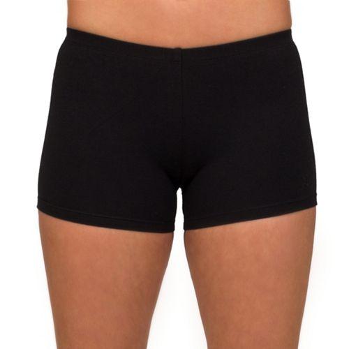 Women's Danskin Black Bike Shorts