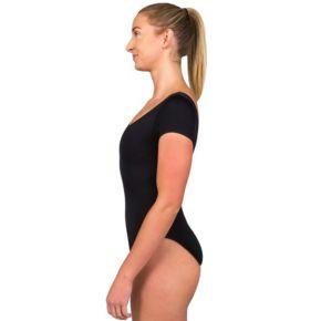 Women's Danskin Short Sleeve Dance Leotard