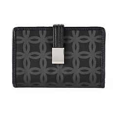 Apt. 9® Abbey RFID-Blocking Indexer Wallet