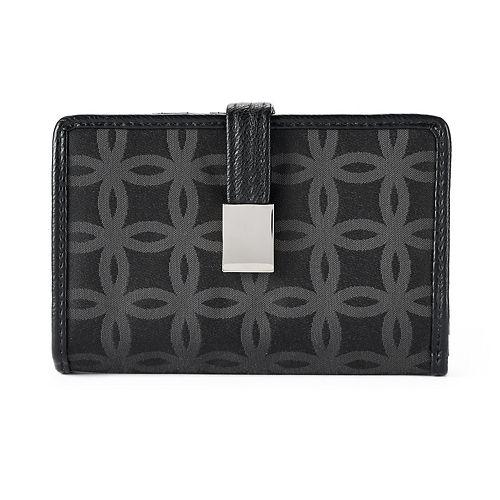 Apt. 9® Abbey RFID-Blocking Indexer Wallet