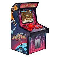 J.B. Nifty Retro Arcade Games 240 (Multicolor)