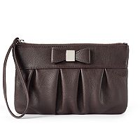 Apt. 9® RFID-Blocking Bow Wristlet