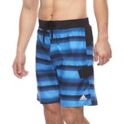 Men's adidas Tech Striped Microfiber E-Board Shorts