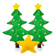 J.B. Nifty Christmas Tree Auto Décor Kit
