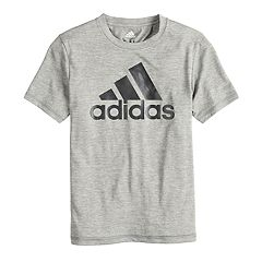 Boys 8-20 adidas Melange Performance Tee