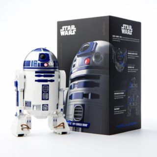 Star Wars: Episode VIII The Last Jedi  R2-D2 App-Enabled Droid by Sphero