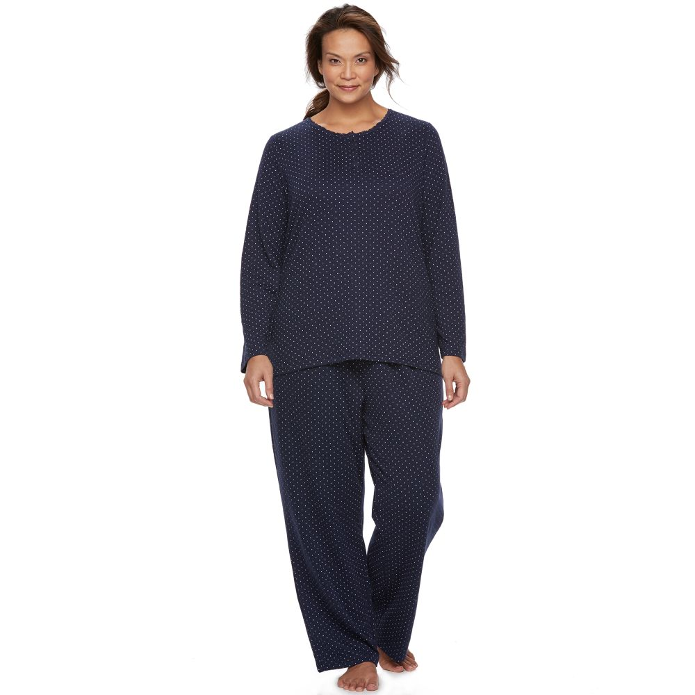 plus size pajamas & sleepwear | kohl's