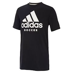 Boys 8-20 adidas Logo 'Soccer' Graphic Tee