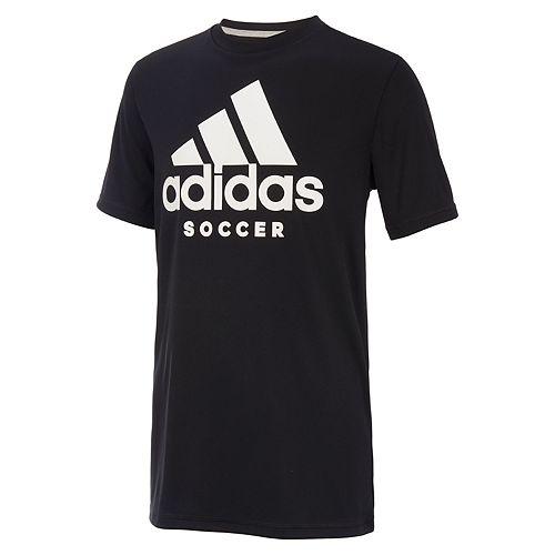 "Boys 8-20 adidas Logo ""Soccer"" Graphic Tee"