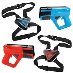 Black Series Toy Laser Tag Shooting Game