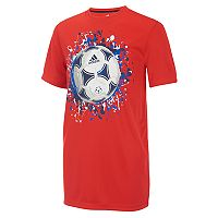 Boys 8-20 adidas Sporty Patriotic Graphic Tee