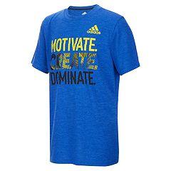 Boys 8-20 adidas 'Motivate. Create. Dominate.' Graphic Tee