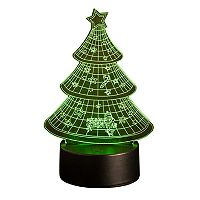 J.B. Nifty LED Christmas Tree Desk Lamp