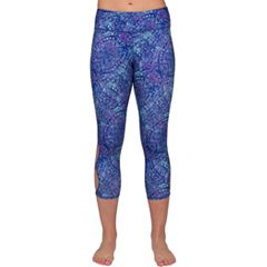 Women's Jockey Sport Keyhole Side Capri Leggings