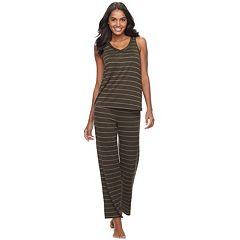 Women's Apt. 9® Floral Pajama Set