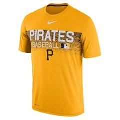 Men's Nike Pittsburgh Pirates Legend Team Issue Tee