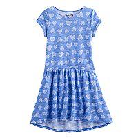 Girls 4-10 Jumping Beans® Drop Waist Dress