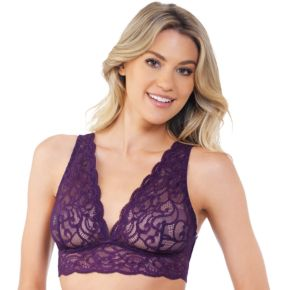 Lily of France Bras: Sensational Layers 2-Pack Lace Bralette 2179003