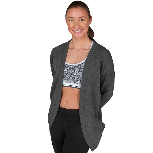 Women's Jockey Sport Zero Gravity Long Sleeve Cardigan