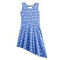 Girls 4-10 Jumping Beans® Asymmetrical Hem Dress