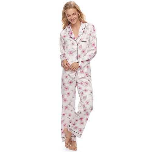 Women s Apt. 9® Satin Pajama Set 7092ac050