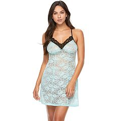 Apt. 9® Sheer Lace Chemise
