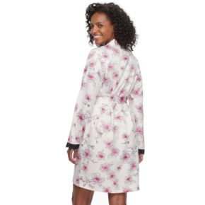 Women's Apt. 9® Pajamas: Satin Wrap Robe