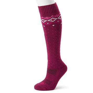 Women's Columbia Alpine Knee-High Ski Socks