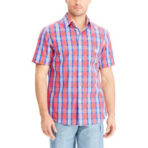 Big & Tall Chaps Easy Care Stretch Shirt