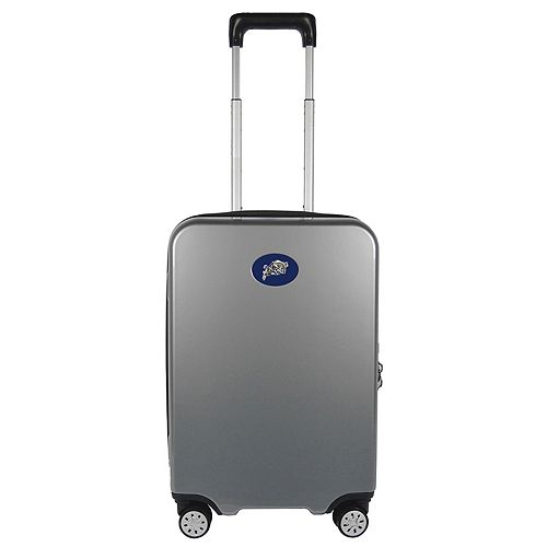 Navy Midshipmen 22-Inch Hardside Wheeled Carry-On with Charging Port