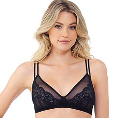 Lily of France Bras: Sensational Layers Unlined Wire Free Bralette 2170020