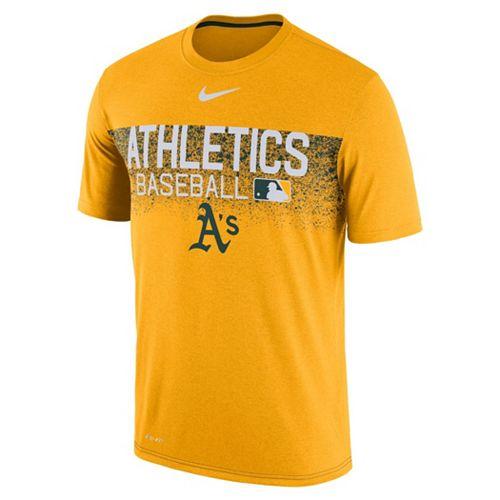 Men's Nike Oakland Athletics Legend Team Issue Tee